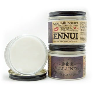 Villainess Ennui Unscented 6-ounce Body Creme