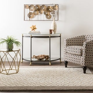 Link to Mohawk Home Christiana Woven Area Rug Similar Items in Shag Rugs