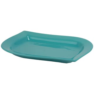 Whittier Turquoise 12-inch Bend Platter