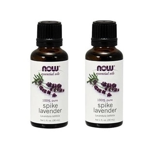 Link to Now Foods 1-ounce Spike Lavender Oil Similar Items in Aromatherapy & Massage