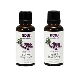 Now Foods 1-ounce Spike Lavender Essential Oil