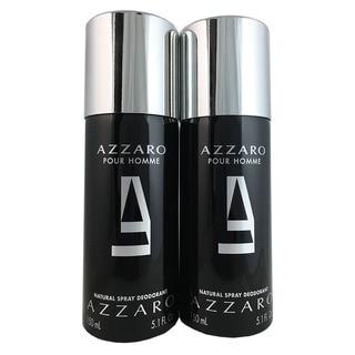 Azzaro 5.1-ounce Men's Deodorant Spray (Pack of 2)