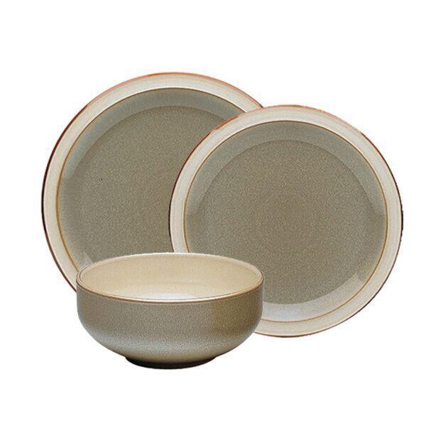 Denby Fire 12-piece Dinnerware Set