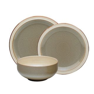 Denby Fire 12-piece Dinnerware Set