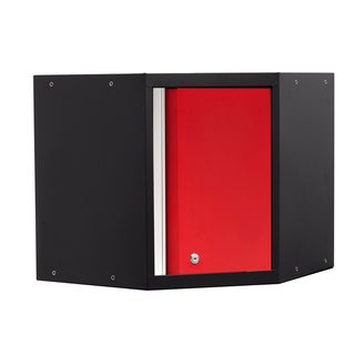 NewAge Pro Series Steel Fully Lockable Corner Wall Cabinet