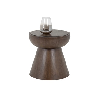 Sunpan Vista End Table Brown