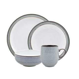 Denby Jet Grey 16-piece Dinnerware Set  sc 1 st  Overstock.com & Denby Dinnerware For Less | Overstock.com