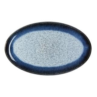 Denby Halo 14-inch Oval Platter
