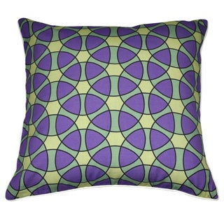 Loom and Mill 18-inch Circles Decorative Pillow