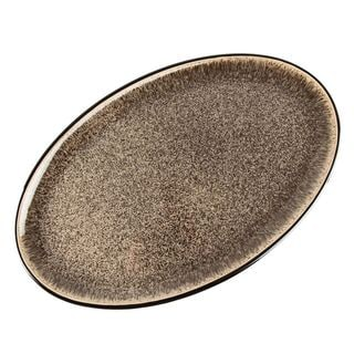 Denby Raline 15.5-inch Oval Platter