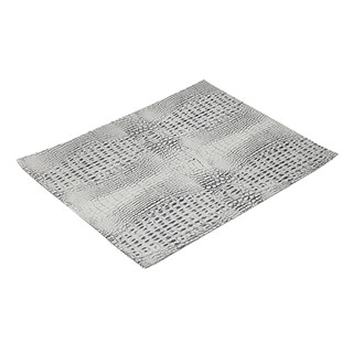 Crock Nile Grey 4-Piece Placemat Set