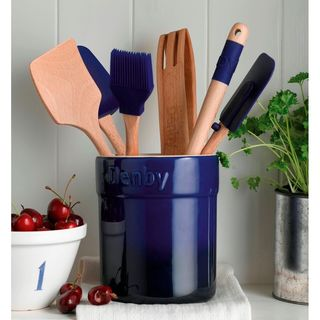 Denby Cook and Dine Imperial Blue 7-piece Gadget Set