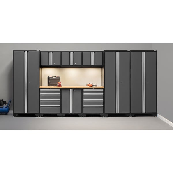 new garage age cabinets cabinet storage newage costco