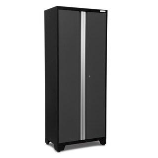 NewAge Bold Series Multi Use Locker With 3 Adjustable Shelves And Closet Rod