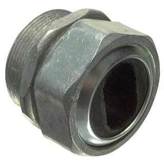 "Halex 07310 1"" Zinc Water Tight Connector"