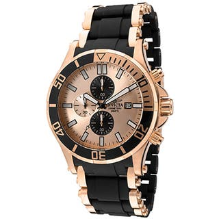 Invicta Men's Sea Spider 1479 Rose Gold Watch