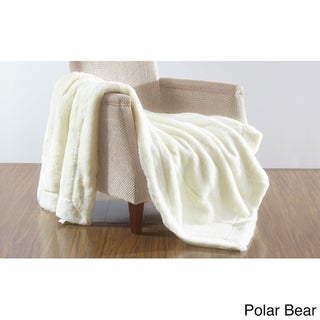 Boon Oversized Luxury Faux Fur Throw