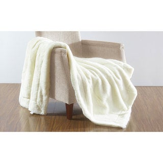 Boon Oversized Luxury Faux Fur Throw