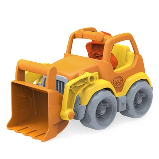 Green Toys Plastic Scooper Construction Truck