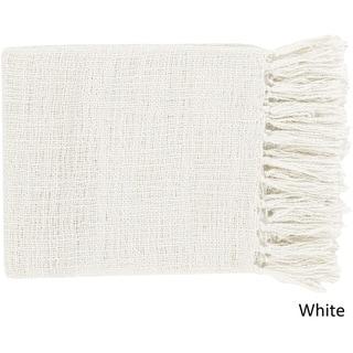 "Newport Knit Acrylic Throw (59"" x 51"")"
