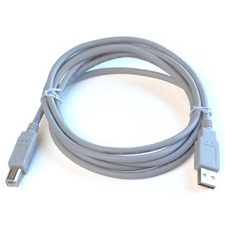 Black Point Products Inc BC-061 10' A-B USB Connector Cable