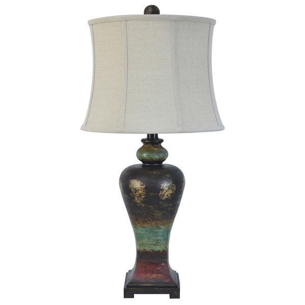 Ashton Antique Pottery 32.5-inch Table Lamp