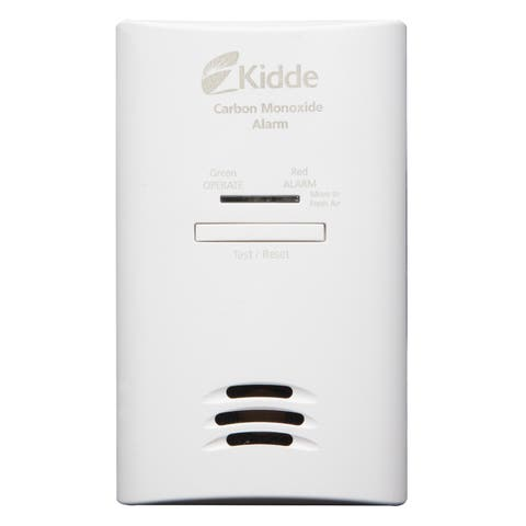 Kidde 21025759 Tamper Resistant Plug-in Carbon Monoxide Alarm