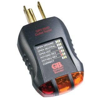 GB Gardner Bender GRT-3500 Standard Outlet Tester