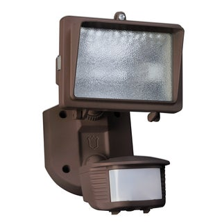 Designers Edge L6006BR Bronze Single Head Flood Light