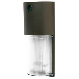 Designers Edge L1772 26 Watt Bronze Round Fluorescent Security Light|https://ak1.ostkcdn.com/images/products/11766294/P18679861.jpg?impolicy=medium
