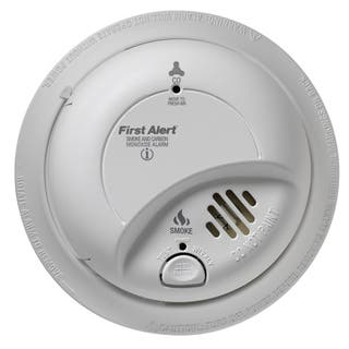 First Alert SC9120B 120 Volt Smoke & Carbon Monoxide Alarm With Battery Backup