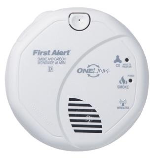 First Alert SC0501CN-3ST OneLink-Enabled Smoke and Carbon Monoxide Alarm