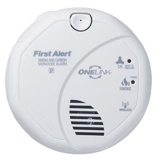 First Alert SC0501CN-3ST OneLink-Enabled Smoke and Carbon Monoxide Alarm|https://ak1.ostkcdn.com/images/products/11766335/P18679873.jpg?impolicy=medium