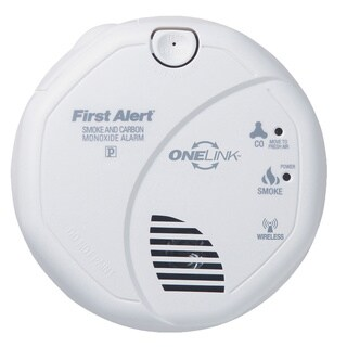 First Alert SC0501CN-3ST OneLink-Enabled Smoke and Carbon Monoxide Alarm