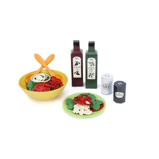 Green Toys Plastic Salad Set