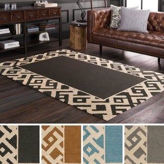 Hand Tufted Laghi Jute Rug (3' x 5')