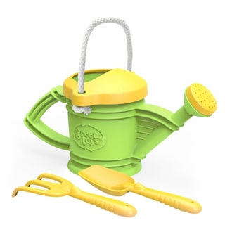 Green Toys Green Watering Can Green