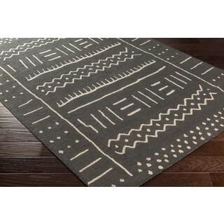 Hand Tufted Lehua Jute Rug (5' x 7'6)