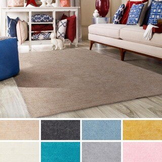 Meticulously Woven Nueve Polyester Rug (2' x 3')