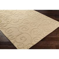 Hand Tufted Passo Wool Rug - 4' x 6'