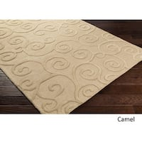 Hand Tufted Passo Wool Rug