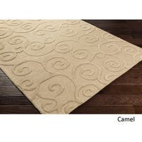 Hand Tufted Passo Wool Rug - 5' x 8'