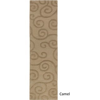 Hand Tufted Passo Wool Rug (2' x 8')