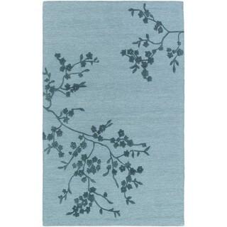 Hand Tufted Rasto Wool/Viscose Rug (4' x 6')