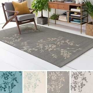 Hand Tufted Rasto Wool/Viscose Rug (4' x 6')