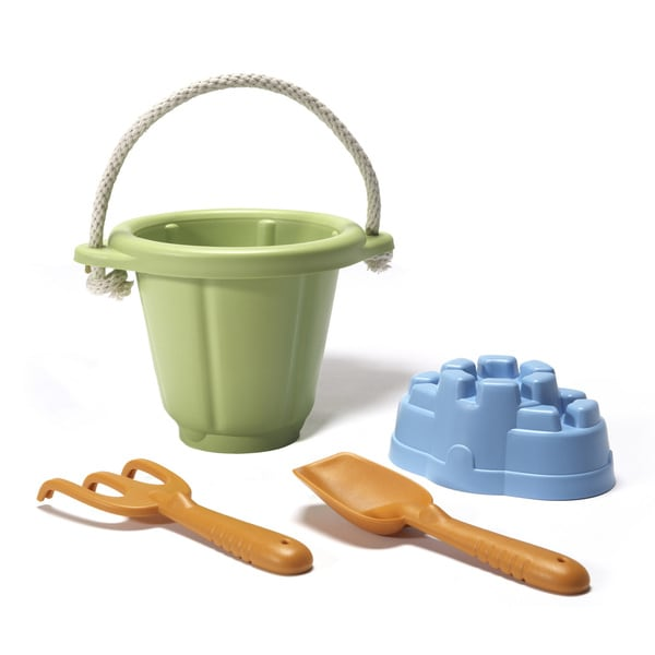 Green Toys Green Sand Play Set