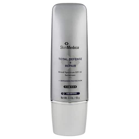 SkinMedica Total Defense + Repair Broad Spectrum 2.3-ounce SPF 34 Tinted Sunscreen