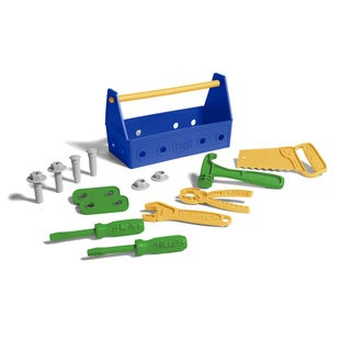 Green Toys Blue Tool Set