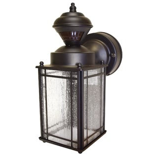 Heathco HZ-4133-OR Oil Rubbed Bronze Motion Activated Coach Light