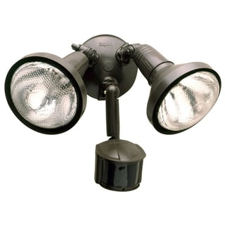 All Pro MS185R Bronze Motion Activated Flood Lights 120 Watt